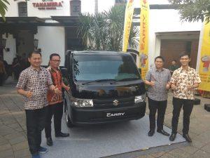 Pasar Pick-up didominasi Plat L, W dan N di Jatim, New Mega Carry Ingin Kuasai Market 1