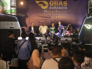 Industri Otomotif Juga Ramaikan GIIAS 2019 Surabaya 1