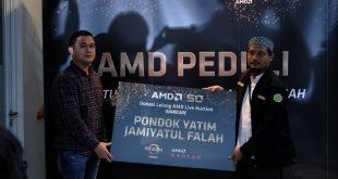 Peduli Korban Bencana, AMD Bersama Wahana Visi Indonesia Beri Bantuan Bagi Disaster Recovery Center 34