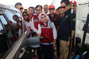 Pertamina Amankan Pasokan BBM Jalur Tol Trans Jawa 1