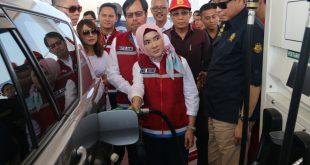 Pertamina Amankan Pasokan BBM Jalur Tol Trans Jawa 5