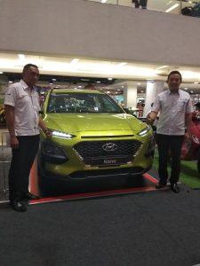 Hyundai Kenalkan Kona di Surabaya 1