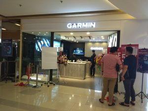 Euforia Pelari Surabaya Tinggi, Garmin Buka Gerai di Tunjungan Plaza 1