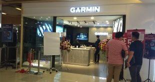Euforia Pelari Surabaya Tinggi, Garmin Buka Gerai di Tunjungan Plaza 3