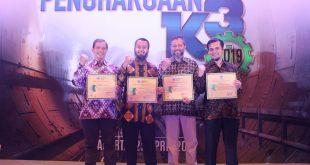 Indosat Raih Zero Accident di K3 2019 5