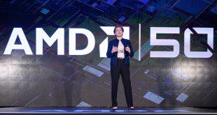 Gelaran Keynote Computex 2019, AMD Pamerkan Produk-Produk Unggulan Generasi Baru 2
