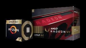 AMD Perkenalkan Prosesor AMD Ryzen dan Kartu Grafis AMD Radeon VII Gold Edition Di Hari Jadinya Ke 50 1