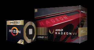 AMD Perkenalkan Prosesor AMD Ryzen dan Kartu Grafis AMD Radeon VII Gold Edition Di Hari Jadinya Ke 50 4