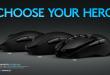 Logitech G Perkenalkan 3 Generasi Mouse Gaming Berteknologi Sensor HERO 16 K 50