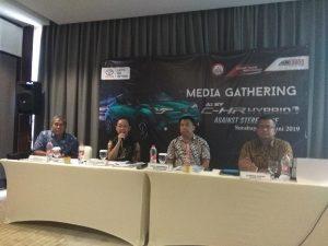 Dahului Kompetitor, C-HR Hybrid dikenalkan di Surabaya 2