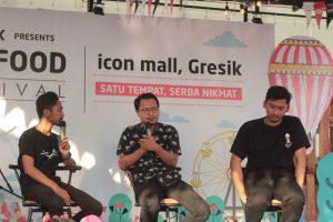 Tingkatkan Skala Bisnis, GO FOOD Festival Hadir di Icon Mall Gresik 1