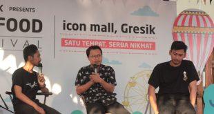 Tingkatkan Skala Bisnis, GO FOOD Festival Hadir di Icon Mall Gresik 3