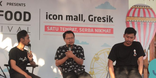 Tingkatkan Skala Bisnis, GO FOOD Festival Hadir di Icon Mall Gresik 13