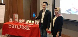 Trend Pengguna Smartphone di Surabaya Malas pindah Data, Sandisk Punya Solusi 1