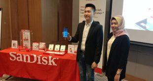 Trend Pengguna Smartphone di Surabaya Malas pindah Data, Sandisk Punya Solusi 48
