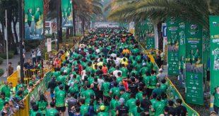 "16.000 Pelari Ramaikan HUT DKI Jakarta ke-492 dalam ""Milo Jakarta International 10K"" 4"