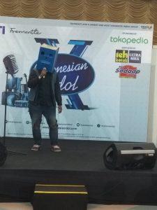 "Ribuan Calon Penyanyi Surabaya Ramaikan Big Audisi ""Indonesia Idol X"" 2"