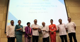 Optimalisasi Transformasi Digital, Indosat dan Garuda Bekerjasama 33