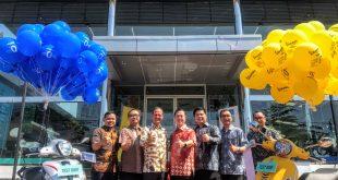 Kolaborasi Piaggio Indonesia Dengan PT Smart Mulia Abadi, Resmikan Dealer Pertama di Sidoarjo 2