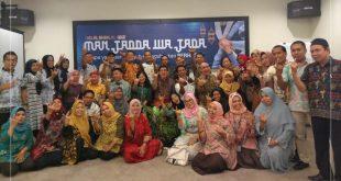 Halal Bihalal Keluarga Besar CNI Bernuansa Kekeluargaan 16