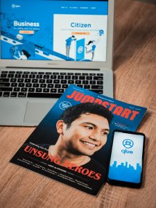 Jumpstart Magazine Hong Kong Beri Penghargaan Startup of The Year 2019 Untuk Qlue 1