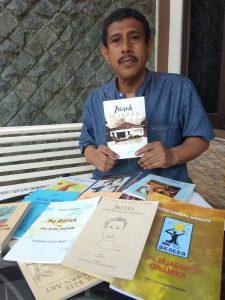 """Buku """"Ziarah Sejarah"""" Sering jadi Literasi Penulis 1"""