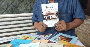 """Buku """"Ziarah Sejarah"""" Sering jadi Literasi Penulis 82"""