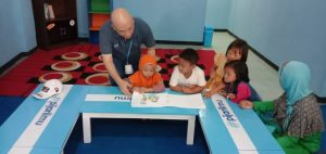 Bantu Revitalisasi Sekolah PAUD melalui Program CSR Pijar Ilmu 2