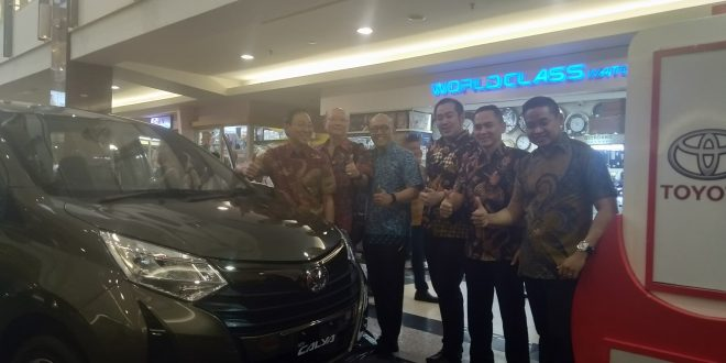 Toyota New Calya Perkuat Segmen Entry MPV 7