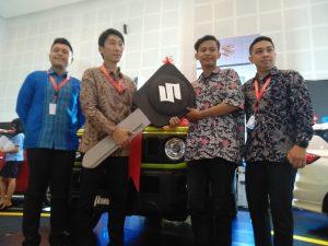 Pameran IIMS, Suzuki Berikan Unit Jimny Pada Customer 1