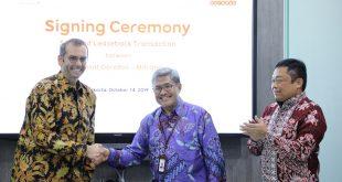 Sepakat, Indosat, Mitratel dan Protelindo Tandatangani Perjanjian Jual Beli 3100 Menara 5