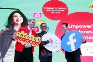 Indosat Ooredoo dan Facebook Kampanyekan Internet 101 1