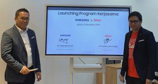Kerjasama Samsung dan Vidio, Hadirkan Channel Premium Setahun Penuh 2