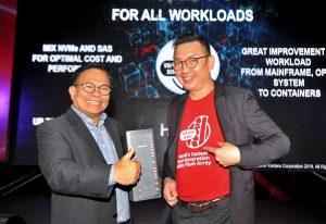 Hitachi Vantara Hadirkan Enterprise Storage dengan Solusi Data Center Berbasis AI 1