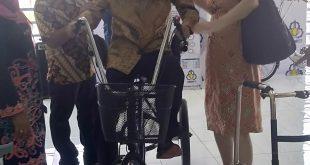 Ada Sepeda Untuk Pasien Pasca Stroke Buatan Mahasiswa ITS 5
