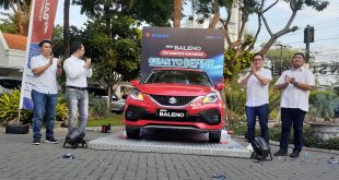 New Baleno Diperkenalkan di Surabaya 65