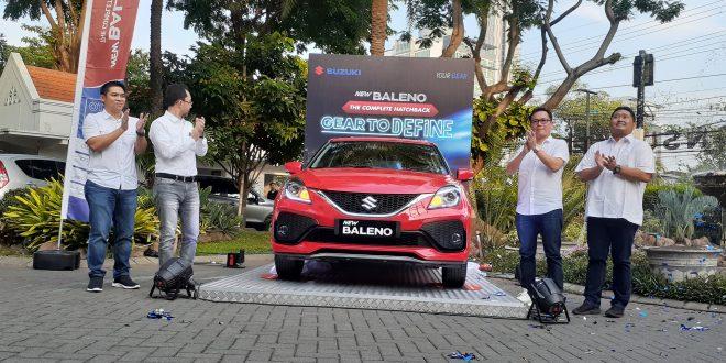 New Baleno Diperkenalkan di Surabaya 10