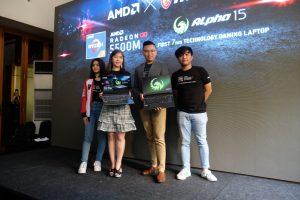 MSI Kenalkan Laptop Gaming Giant Speaker Berteknologi 7nm 1