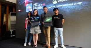 MSI Kenalkan Laptop Gaming Giant Speaker Berteknologi 7nm 5