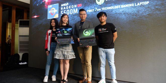 MSI Kenalkan Laptop Gaming Giant Speaker Berteknologi 7nm 7