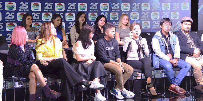 Jelang HUT ke 25, Indosiar Gelar Konser 2 Malam Berturut-turut 7