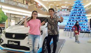 Dalam 5 Hari, Suzuki Targetkan 300 Transaksi di Christmas Autoland 1