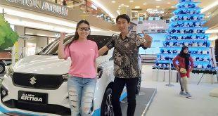 Dalam 5 Hari, Suzuki Targetkan 300 Transaksi di Christmas Autoland 5