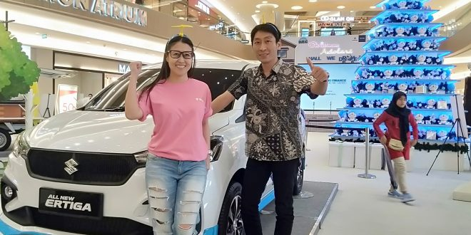Dalam 5 Hari, Suzuki Targetkan 300 Transaksi di Christmas Autoland 4
