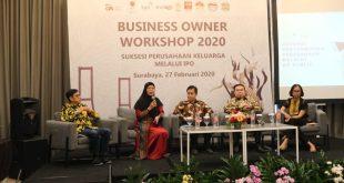 BEI Gelar Business Owner Workshop 10