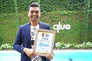Awali 2020, Qlue Raih Best IoT Startup 1