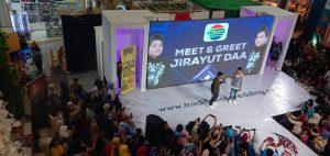 Sapa Surabaya, Jirayut DAA Disambut Antusias 2