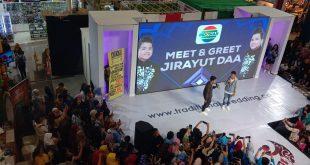 Sapa Surabaya, Jirayut DAA Disambut Antusias 5