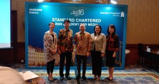 Standard Chartered Tawarkan Produk Investasi dan Layanan Kesehatan Digital 34