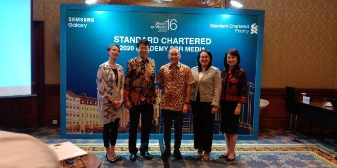 Standard Chartered Tawarkan Produk Investasi dan Layanan Kesehatan Digital 13